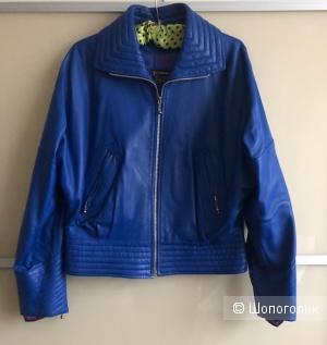 Кожаная куртка Reginapary Paris,44-46-48