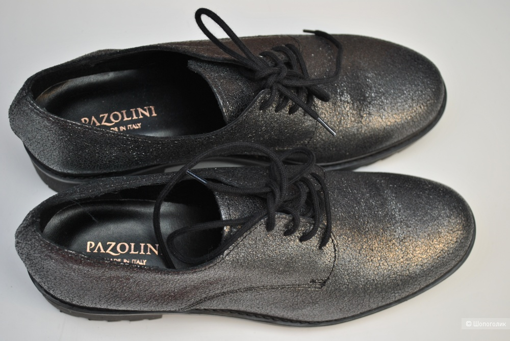Полуботинки Броги Pazolini 38 размер