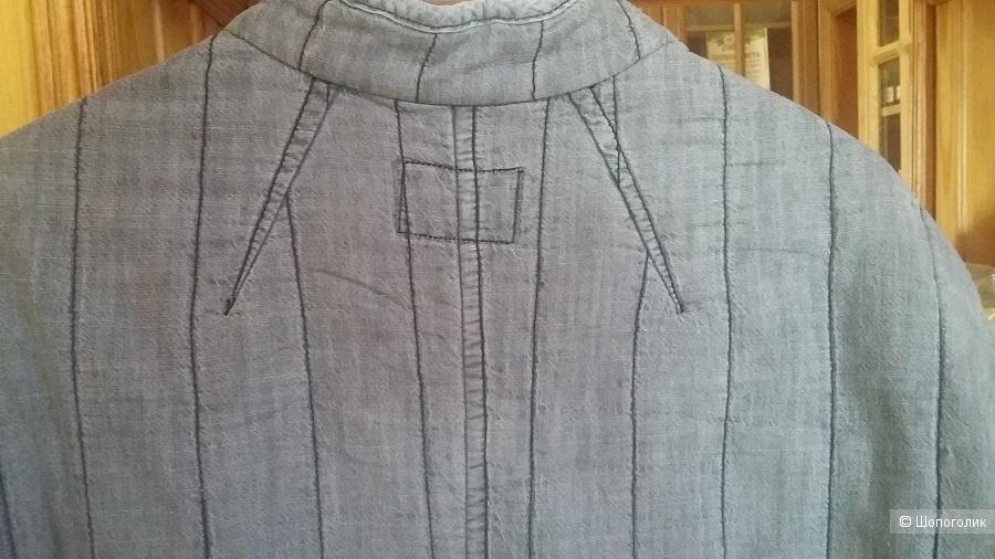 Стеганая куртка ветровка ASOS S-M
