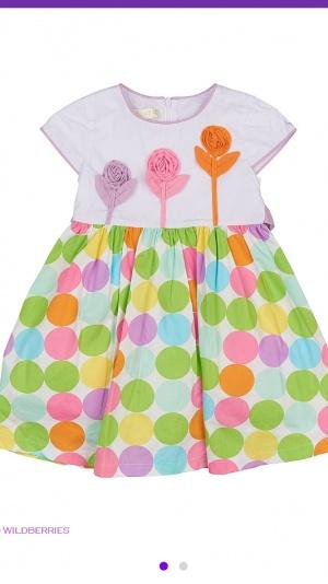 Платье Molly Rou,размер 98