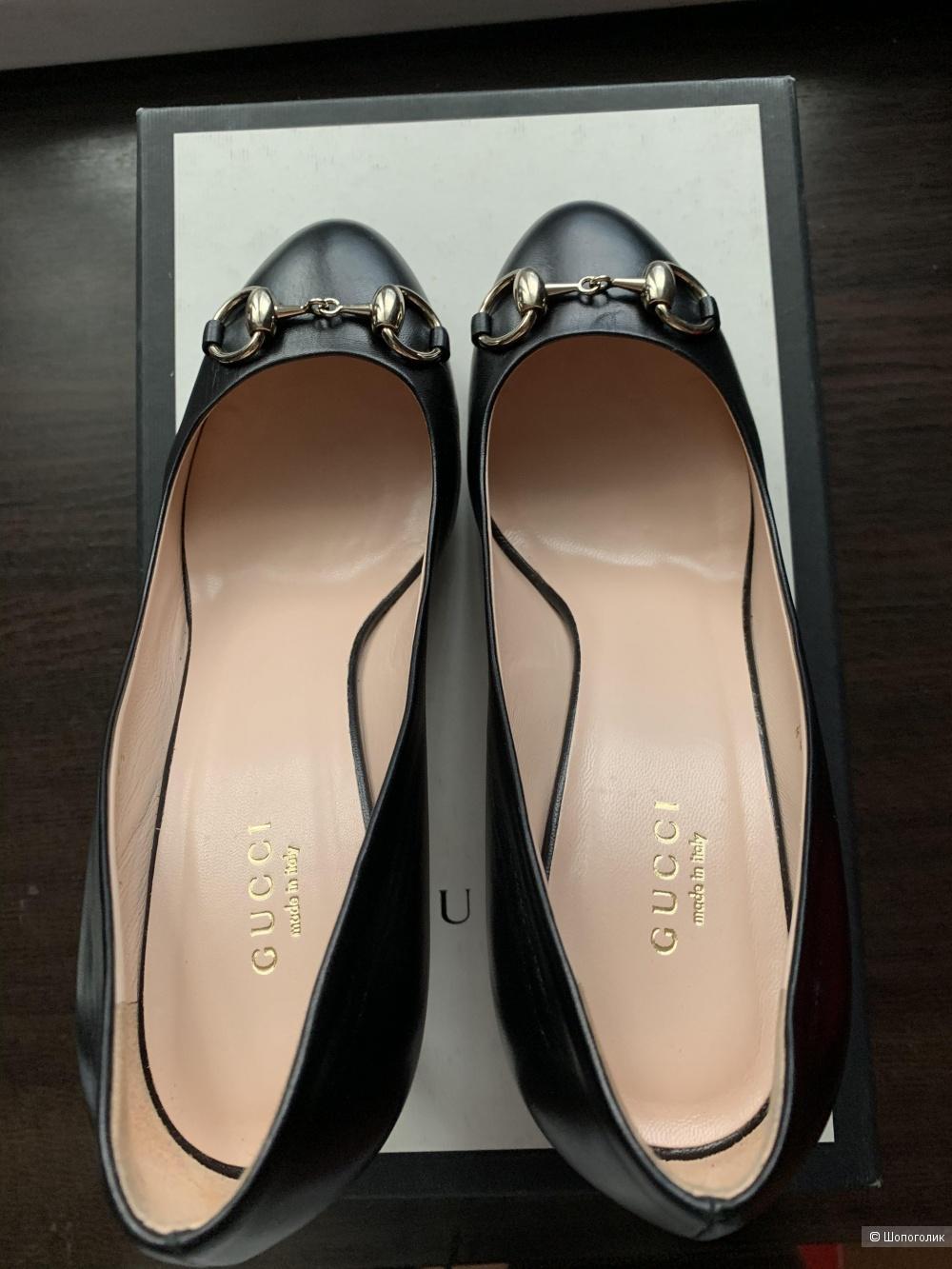 Туфли Gucci 37,5
