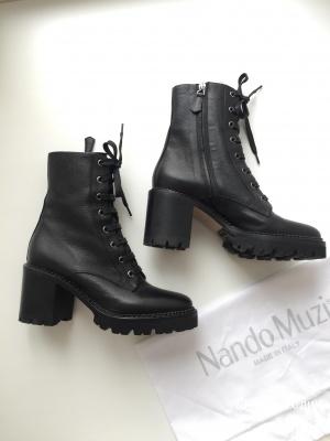 Ботинки полусапоги Nando Muzi размер 38-37