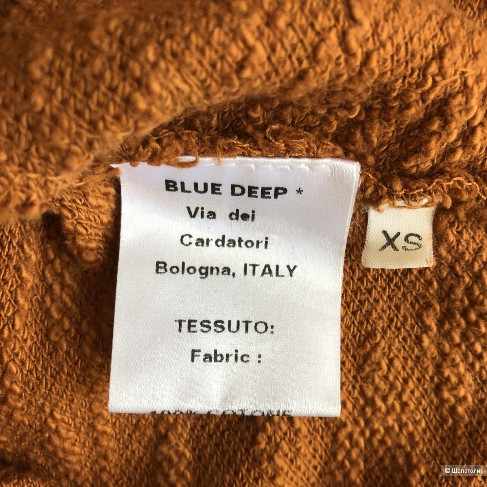 Укороченный джемпер BLUE DEEP xs-m