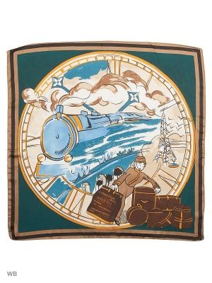 Платок Louis Vuitton, 70х70 см