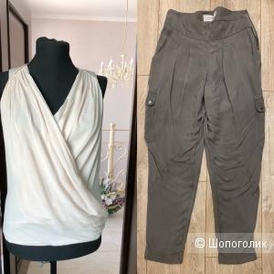Брюки и блузка Karen Millen на 42-44