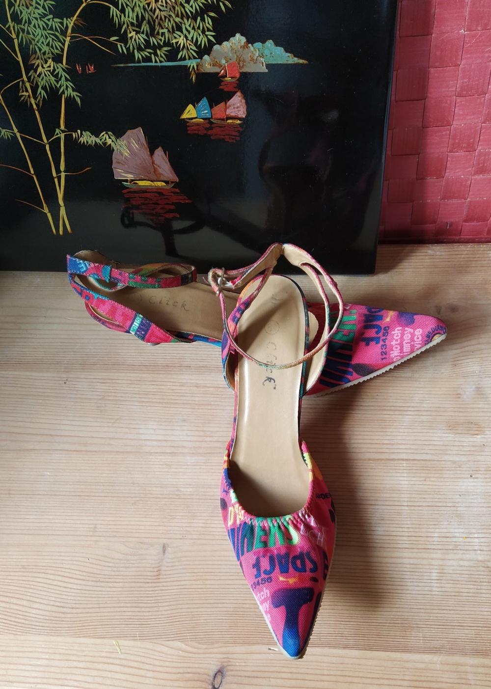 Туфли Click, 39