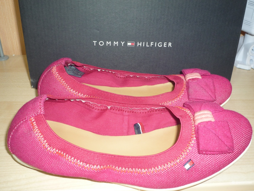 Балетки Tommy Hillfiger 31 размер
