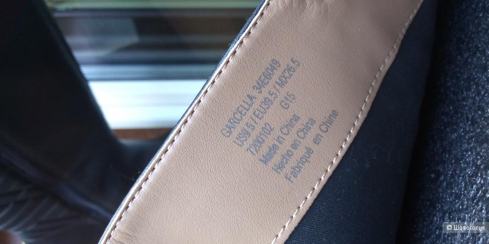 Сапоги Calvin Klein 40 41 натуркожа