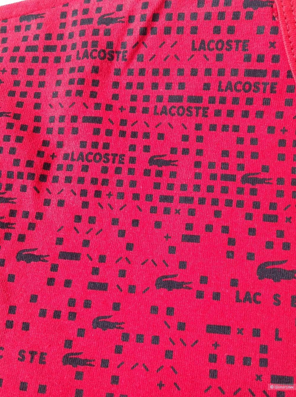 Футболка Lacoste, размер XXL, на 50-52-54