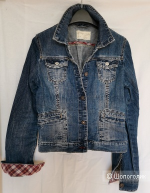 Джинсовая куртка aeropostale, 46-48 размер L/G