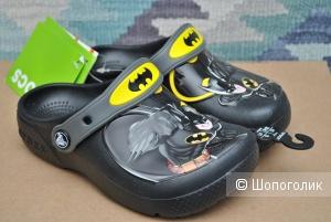 Сабо Crocs Batman 28-29 C11