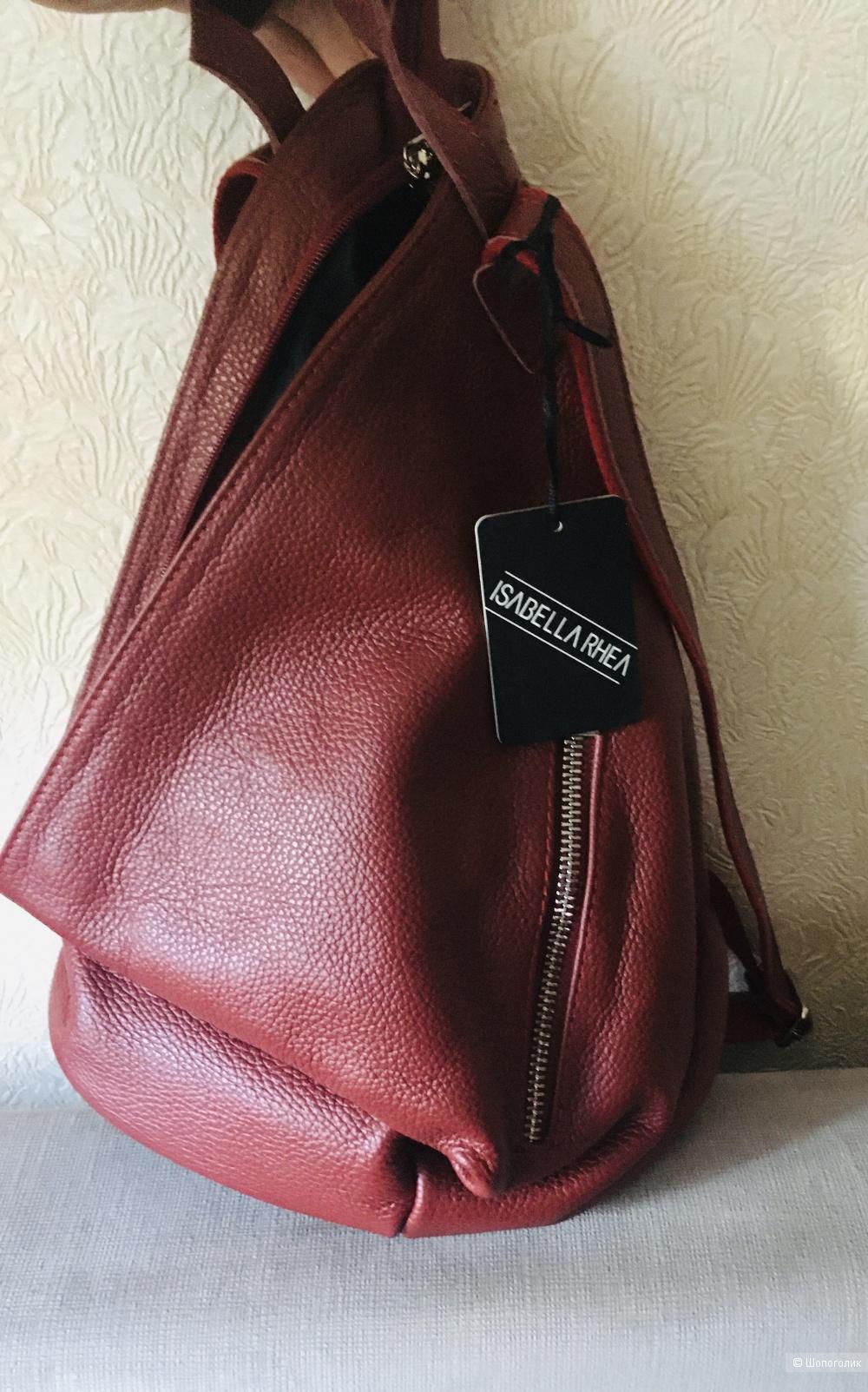 Кожаный рюкзак Isabella Rhea