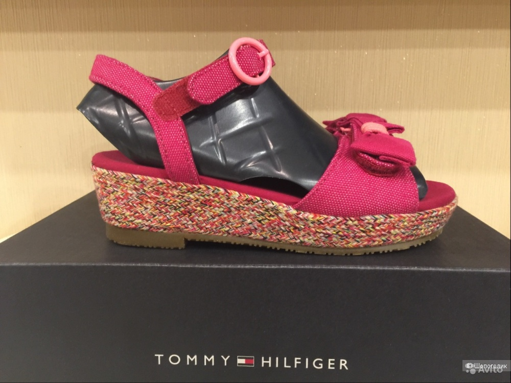 Босоножки / саббо Tommy Hillfiger 31 размер