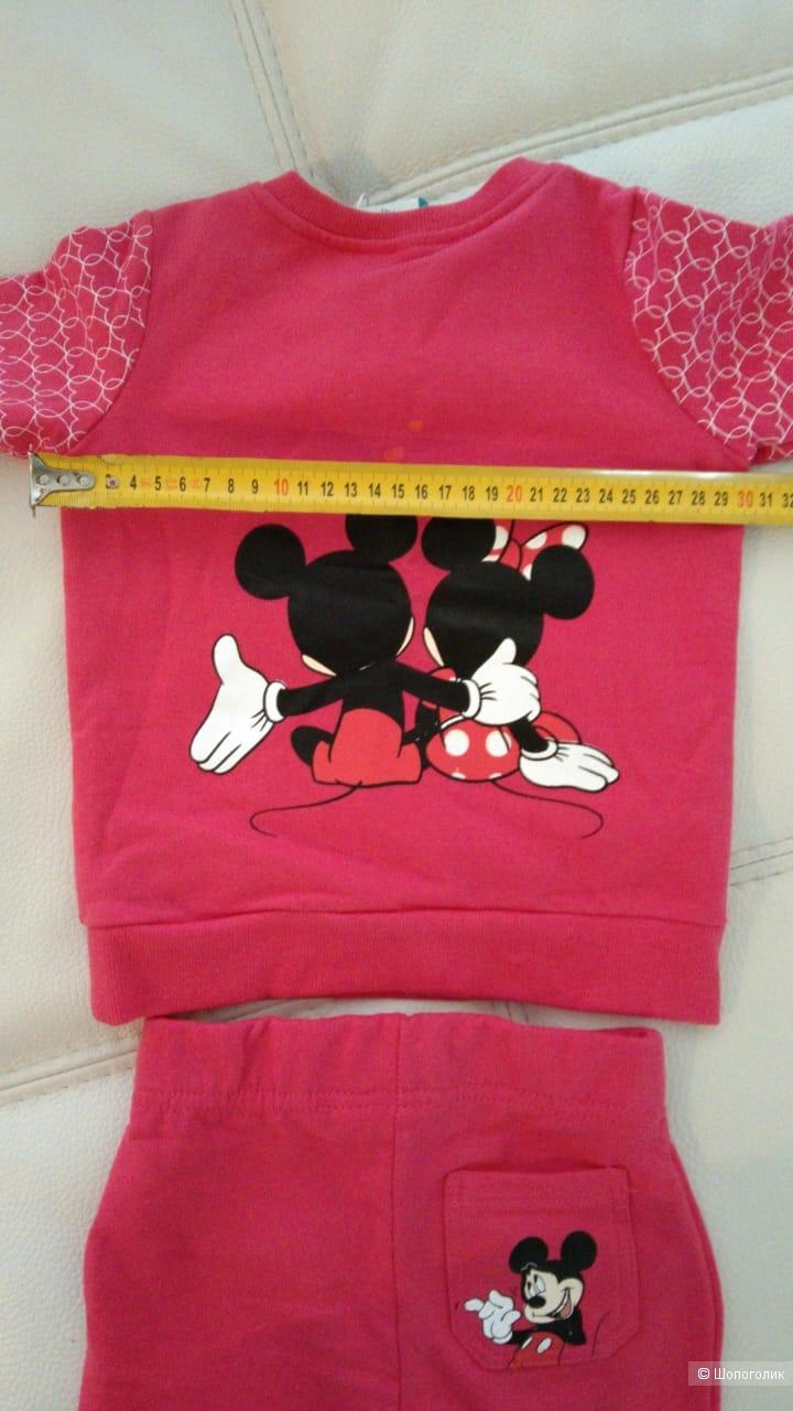 Костюмчик детский Disney 12-18 м