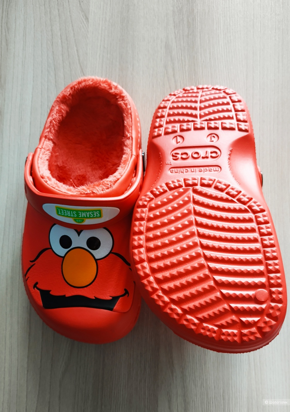 Сабо детские Crocs, 1 us подростковый