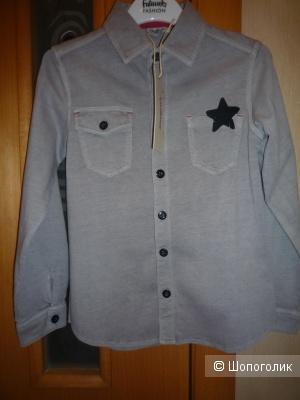 Рубашка GULLIVER 128 см