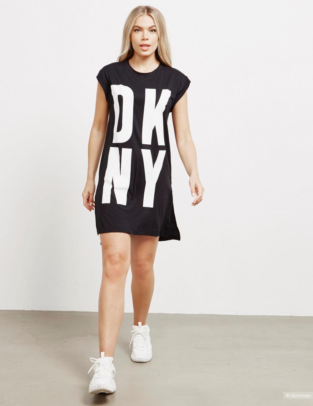 Платье-футболка DKNY, разм. S ( 42-44)