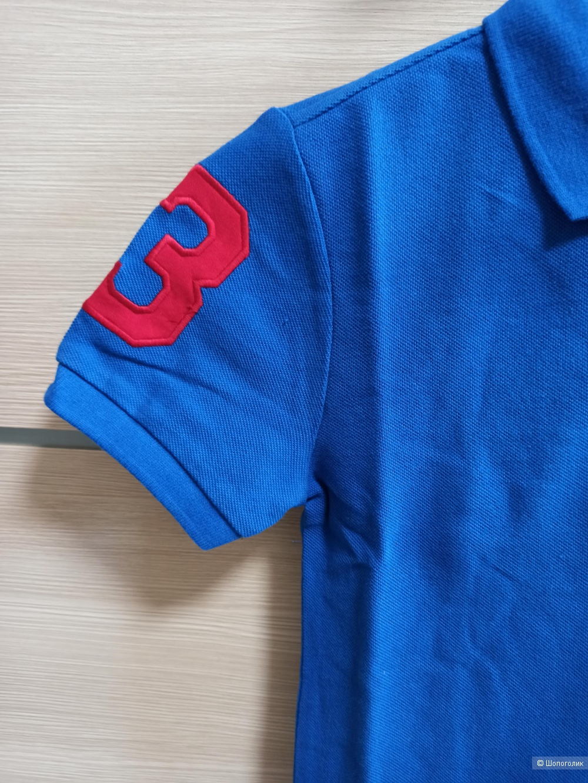Поло Ralph Lauren на мальчика,размер 7-8 лет