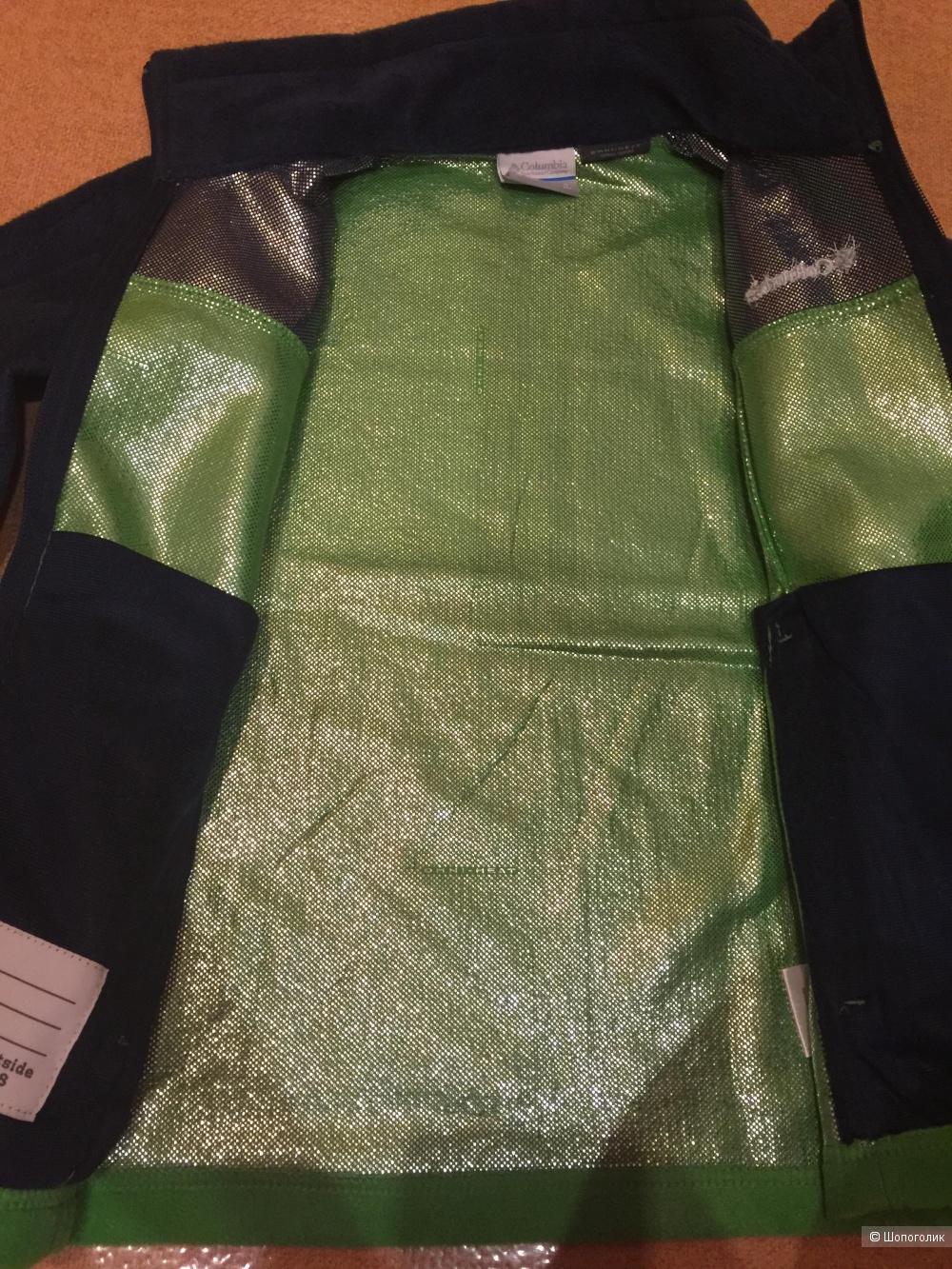 Кофта флисовая Colambia Omni-Heat 128 см+