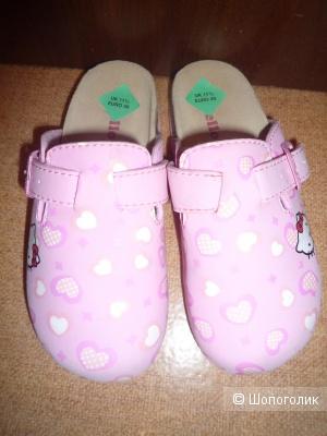 Тапочки Hello Kitti 30 размер