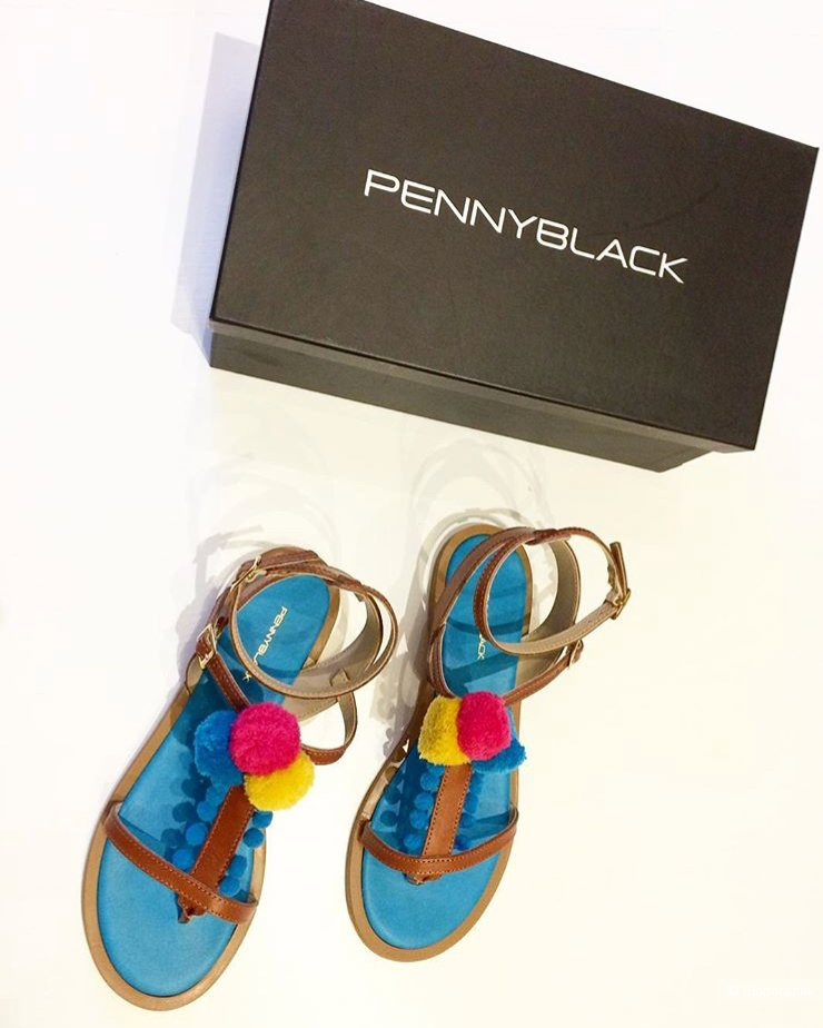Сандали Pennyblack Max Mara размер 37-38