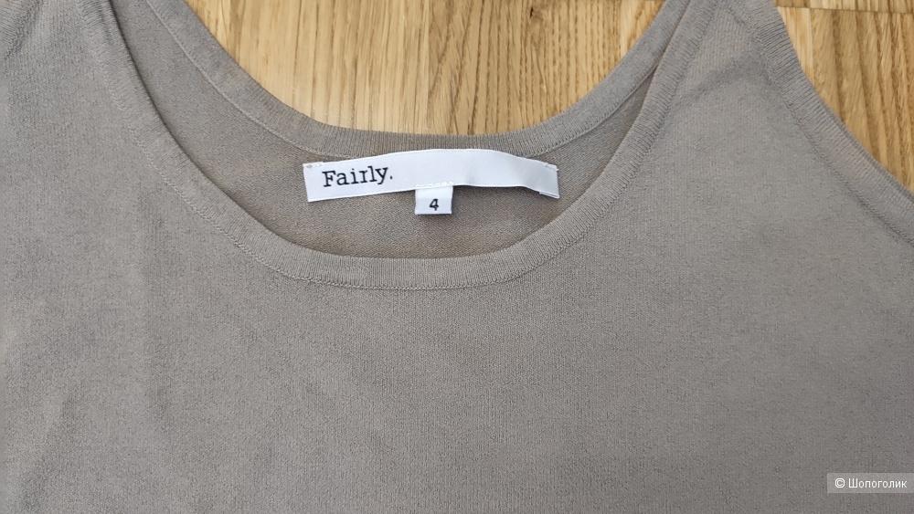 Топ  Fairly, маркировка 4