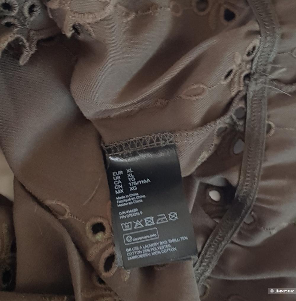 Топ с рукавами 3/4 H&M 48-50 размер