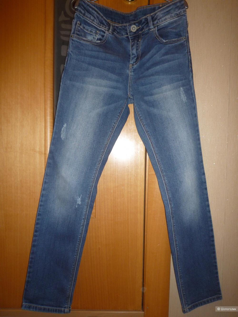 Джинсы Zara 140  см