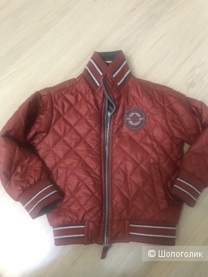 Куртка двухсторонняя SWP, 92-98 размер