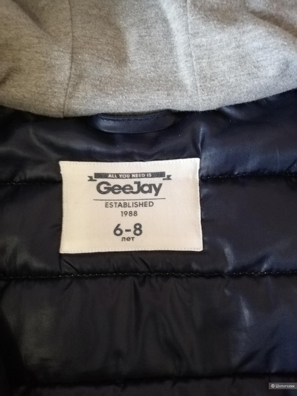 Куртка Gee Jay Boys 6-8 лет