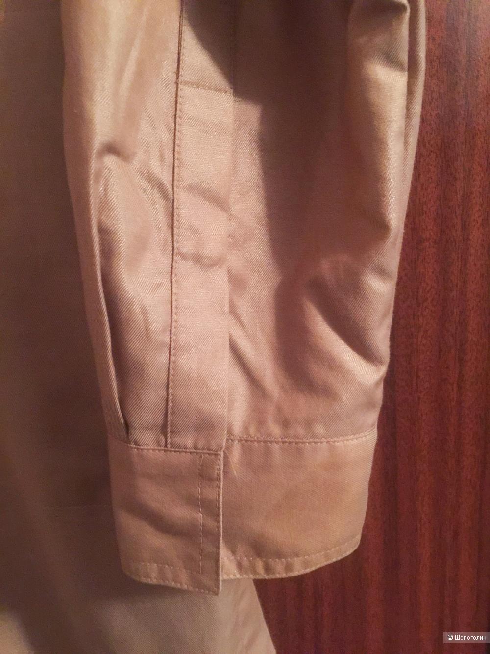 Max Mara рубашка туника размер 40 IT(S/M)