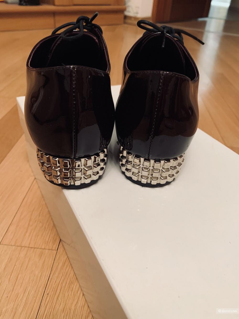 Туфли ботинки Casadei 36