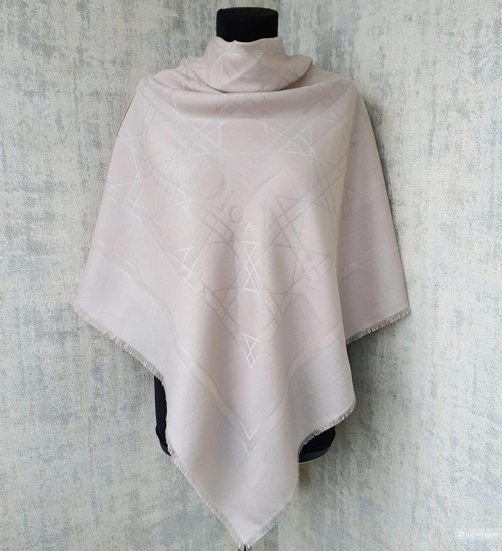 Платок (шаль) Christian Dior нюдовый