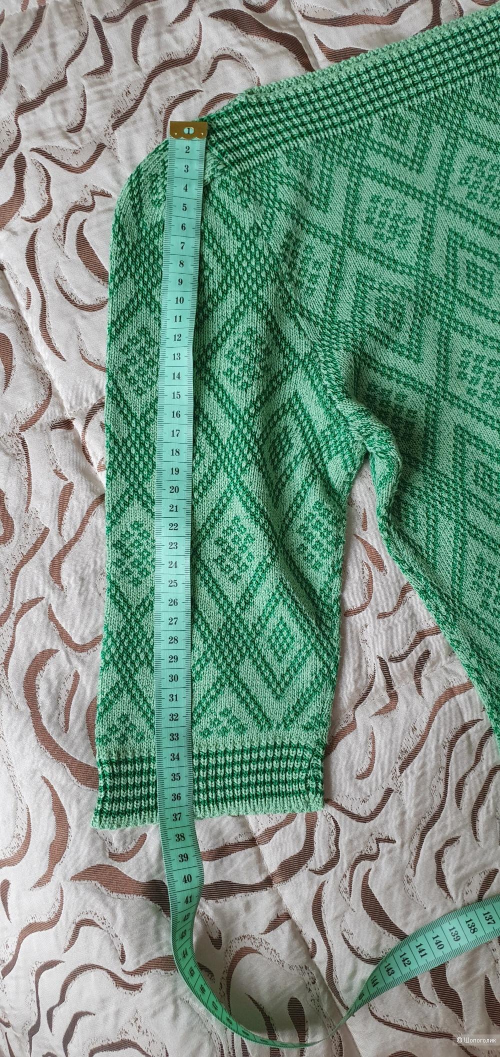 """Трикотажное платье """"SёSTRY mamutiny"""", 44 размер"""