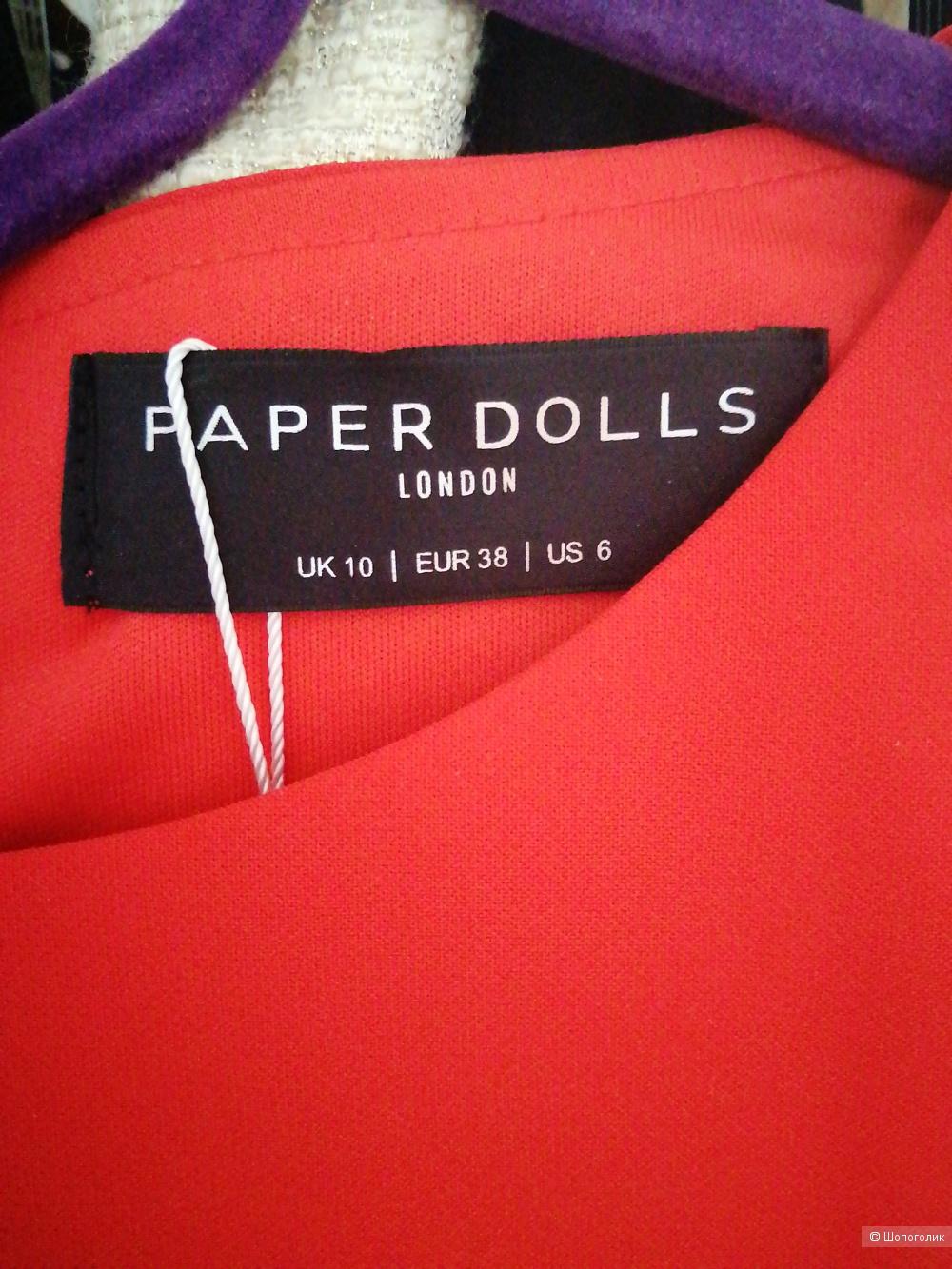 Платье Paper Dolls 44