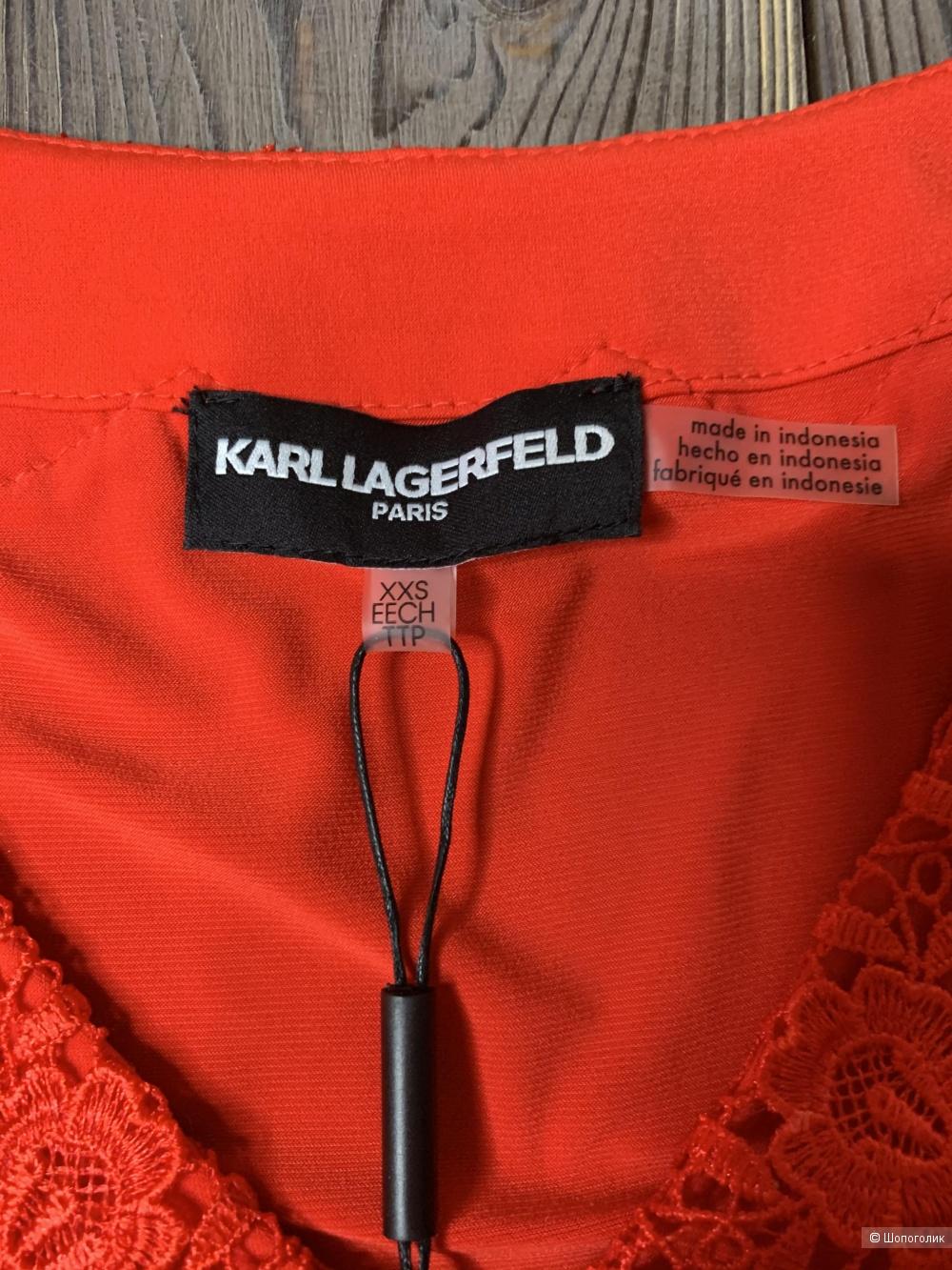 Футболка Karl Lagerfeld р. XS-S
