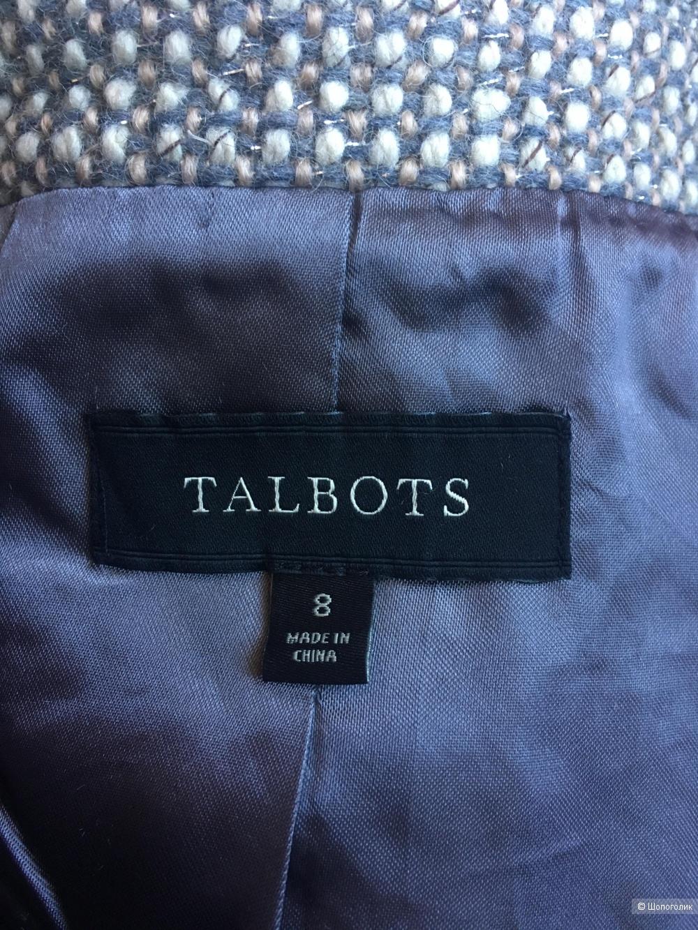 Твидовая косуха Talbots, 48-50