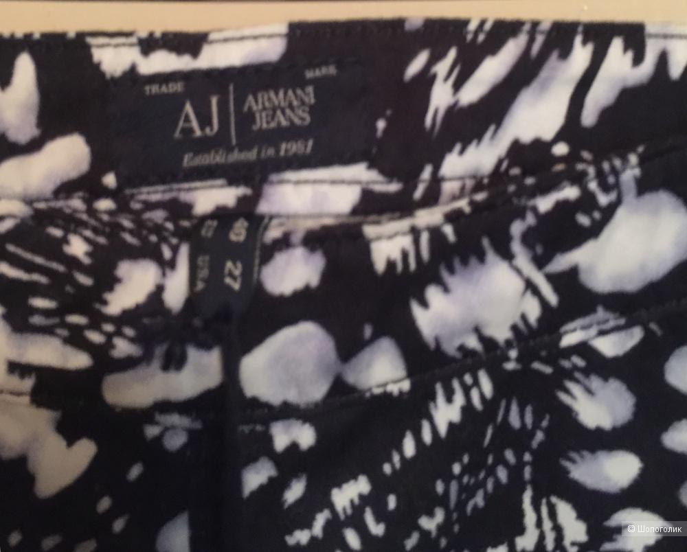 Armani Jeans брюки джинсы размер 27, итальянский 40