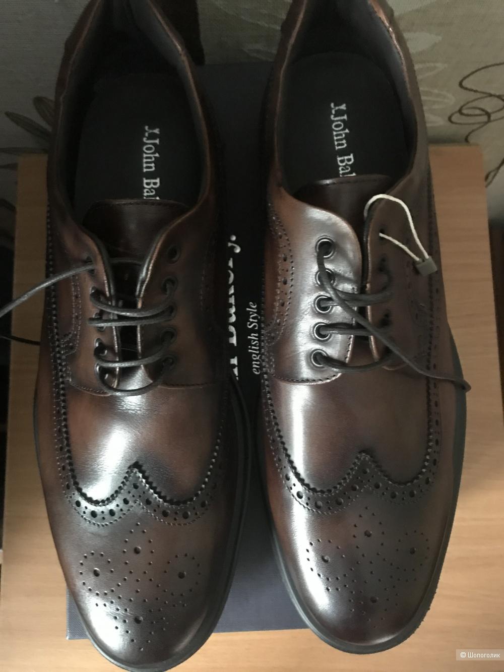 Туфли мужские JOHN BAKERY размер 44