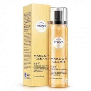 Images Make up clear Минеральный спрей для снятия макияжа, 120мл
