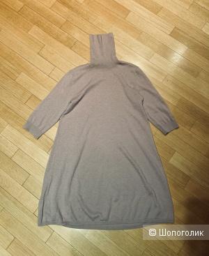 Удлиненная водолазка - платье Twinset S
