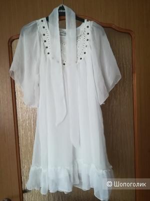 Платье full fashion, Оверсайз