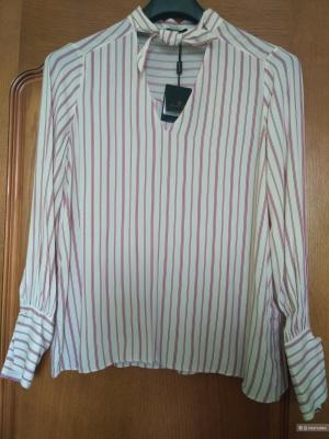 Блузка/рубашка MASSIMO DUTTI, размер EUR 42, USA 10 на 46-48 RUS