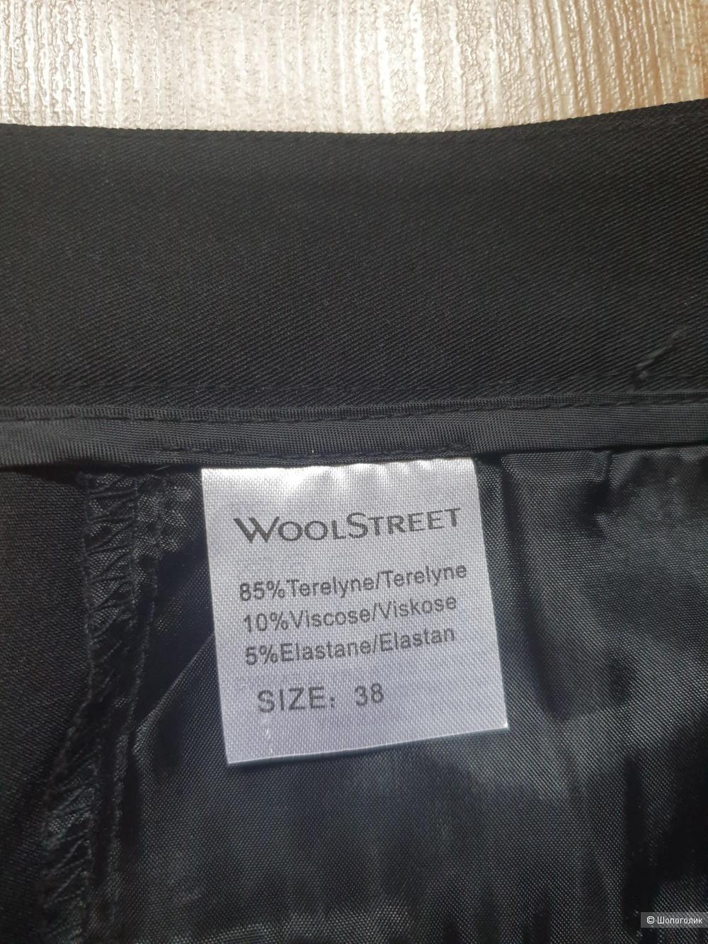Брюки Woolstreet 48