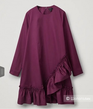 COS платье, размер 34 eur