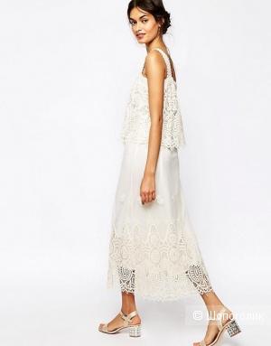 Ажурное платье Soma London XS
