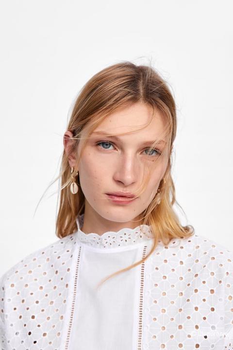 Топ ришелье Zara S