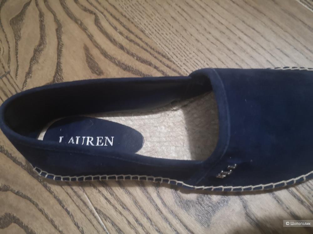 Эспадрильи LAUREN RALPH LAUREN, 38 размер