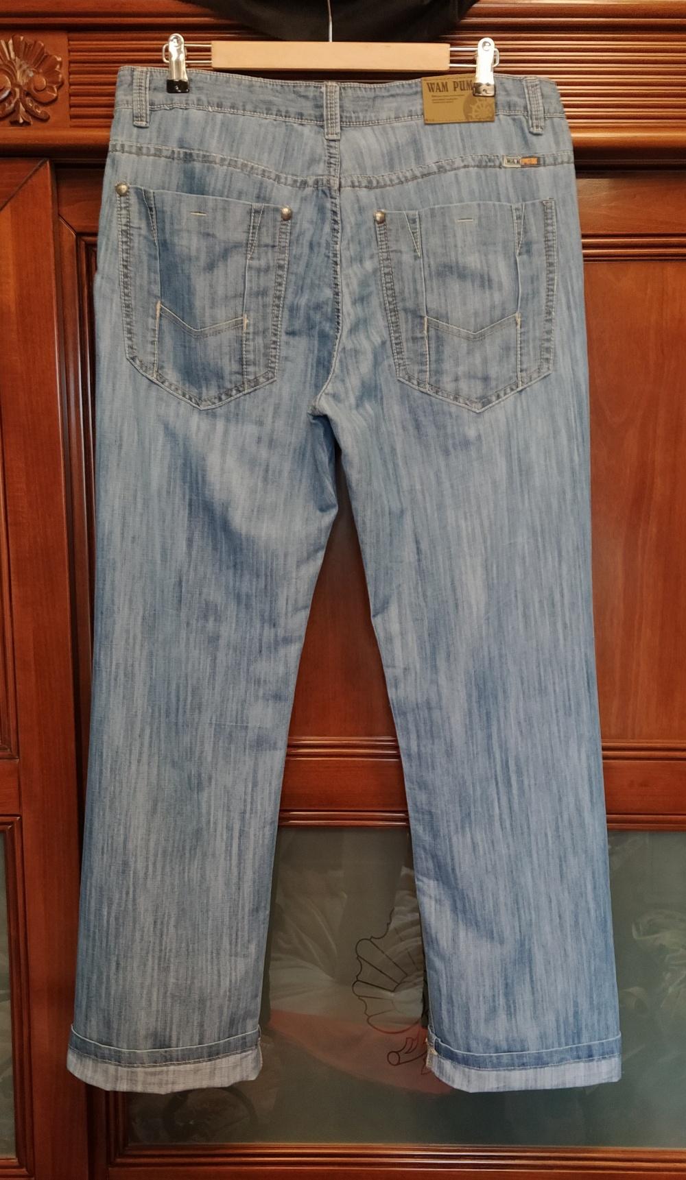 Джинсы Wampum,XL