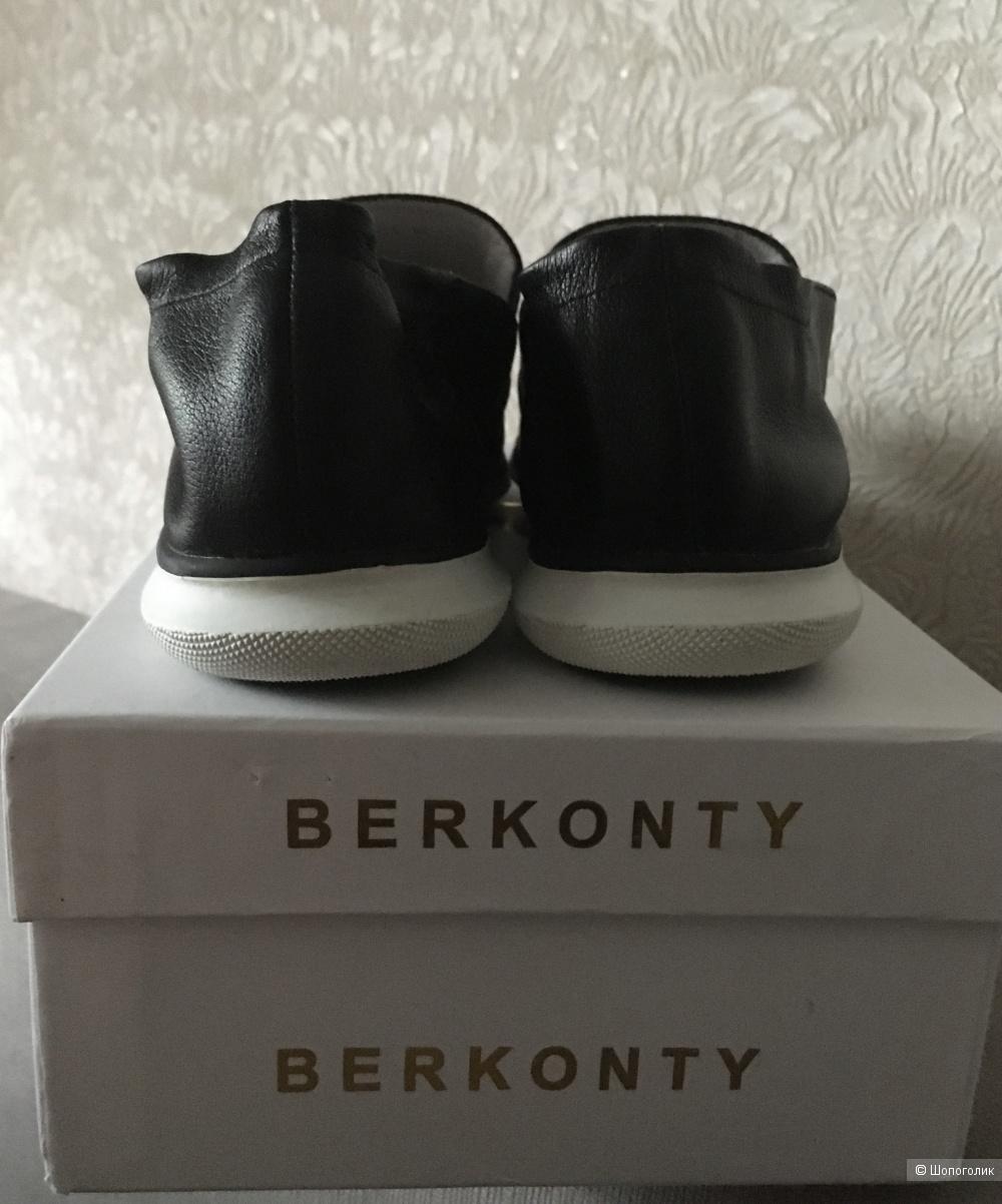 Слипоны Berkonty  размер 38,5